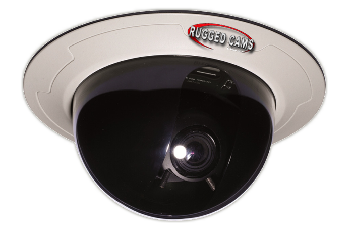 IMAGE: Rugged Cams Low Pro Dome Camera