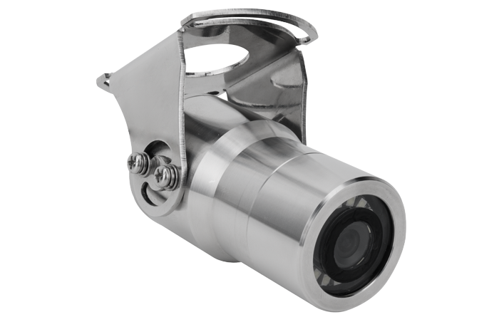 IMAGE: Stronghold Stainless steel white light Marine camera