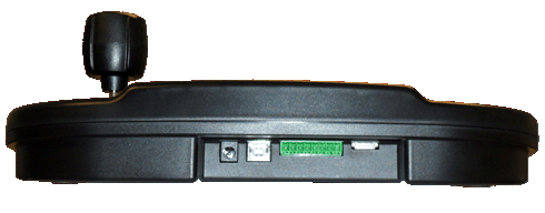 ptz dvr controller back - PTZ & DVR Controller