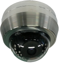 rugged domes stainless steel dome camera 128x128 - HD-TVI Stainless Steel Infrared Dome Cameras
