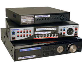 rugged vault dvrs group photo 1 - Digital Video Recorders