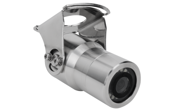 stainless steel multi purpose ir camera 1 600x381 - Multi-Purpose White Light Marine Stainless Steel Camera