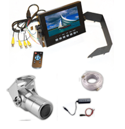 wp monitor viewing 2channel 1 247x256 - 2 Channel Single Camera Waterproof Package