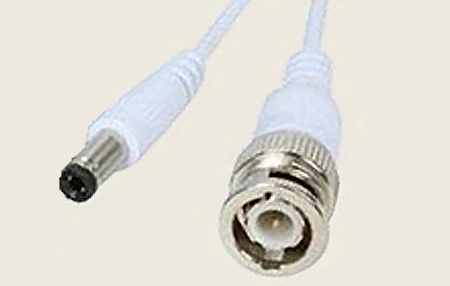 camera end premade cctv cable lg - Pre-Fabricated Security Cables