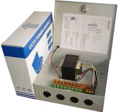 cps 2409 247x231 - 9 Output 24v AC