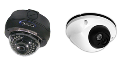 fresh water group 1 - Dome cameras, Infrared Domes, Vandalproof Domes