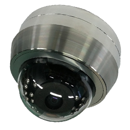 stainless steel analog dome camera 1 - Stainless Steel Dome Cameras