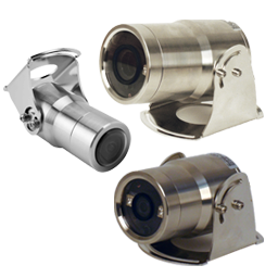 stainless steel bullet cameras 2 - Stainless Steel Bullet Cameras