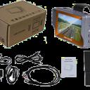 "tvi analog tester 128x128 - 3.5""TFT LCD TVI / CVI AHD & Analog Test/Service Monitor"