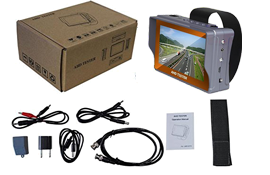 "tvi analog tester - 3.5""TFT LCD TVI / CVI AHD & Analog Test/Service Monitor"