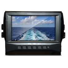 waterproof monitor A4 - Marine Waterproof LCD Monitor