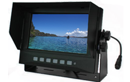 waterproof monitor - Marine Waterproof LCD Monitor