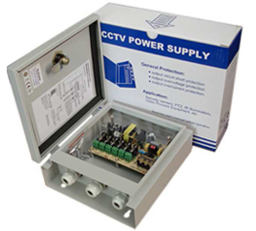 wpcps 1206 - 6 Output 12V DC